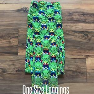 One size LuLaRoe leggings nwt